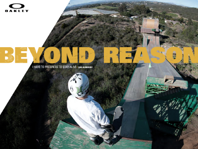 OAKLEY – BEYOND REASON